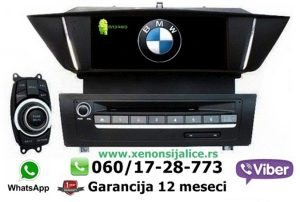 BMW X1 ANDROID MULTIMEDIJA NAVIGACIJA TOUCH SCREEN 9 INCA