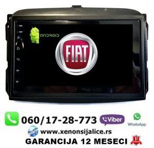 FIAT 500L MULTIMEDIJA ANDROID NAVIGACIJA TOUCH SCREEN 7 INCA
