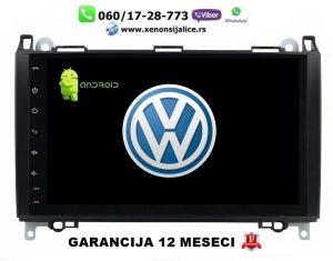 VW CRAFTER MULTIMEDIJA NAVIGACIJA TOUCH SCREEN 10 INCA ANDROID
