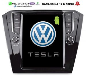 VW PASAT B8 MULTIMEDIJA NAVIGACIJA TOUCH SCREEN 10 INCA TESLA STYLE ANDROID